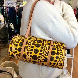 Vuitton Yayoi Kusama Papillon Bag Limited Edition